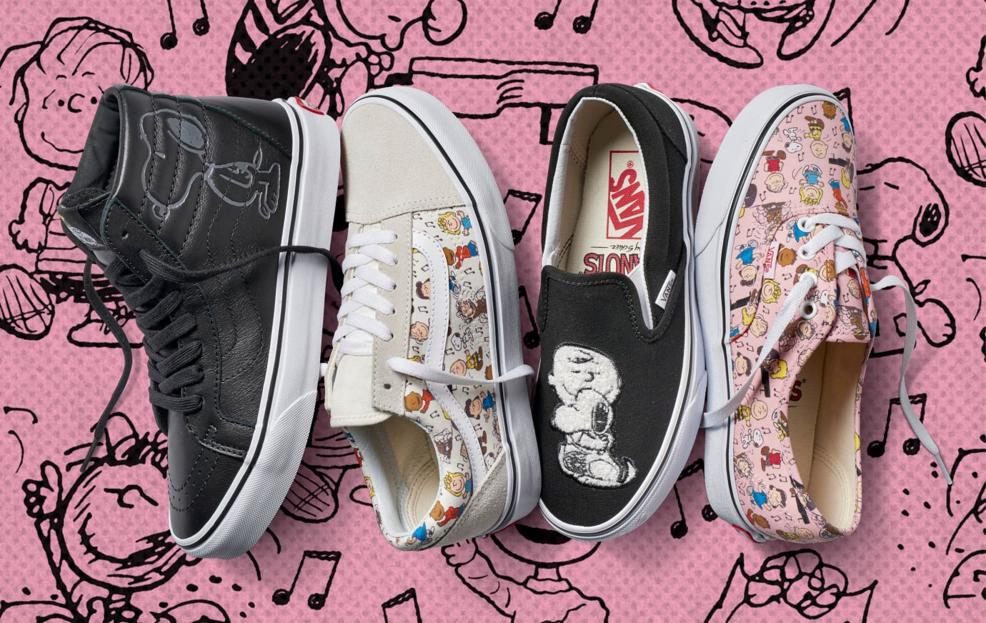 Vans x Peanuts Collection Womens