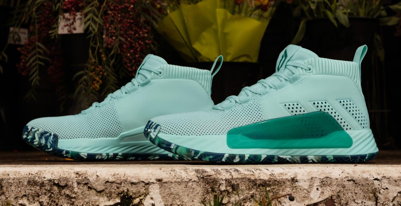best sneakers 15bd1 2eb6c Image via Adidas Adidas Dame 5 Suga Gee