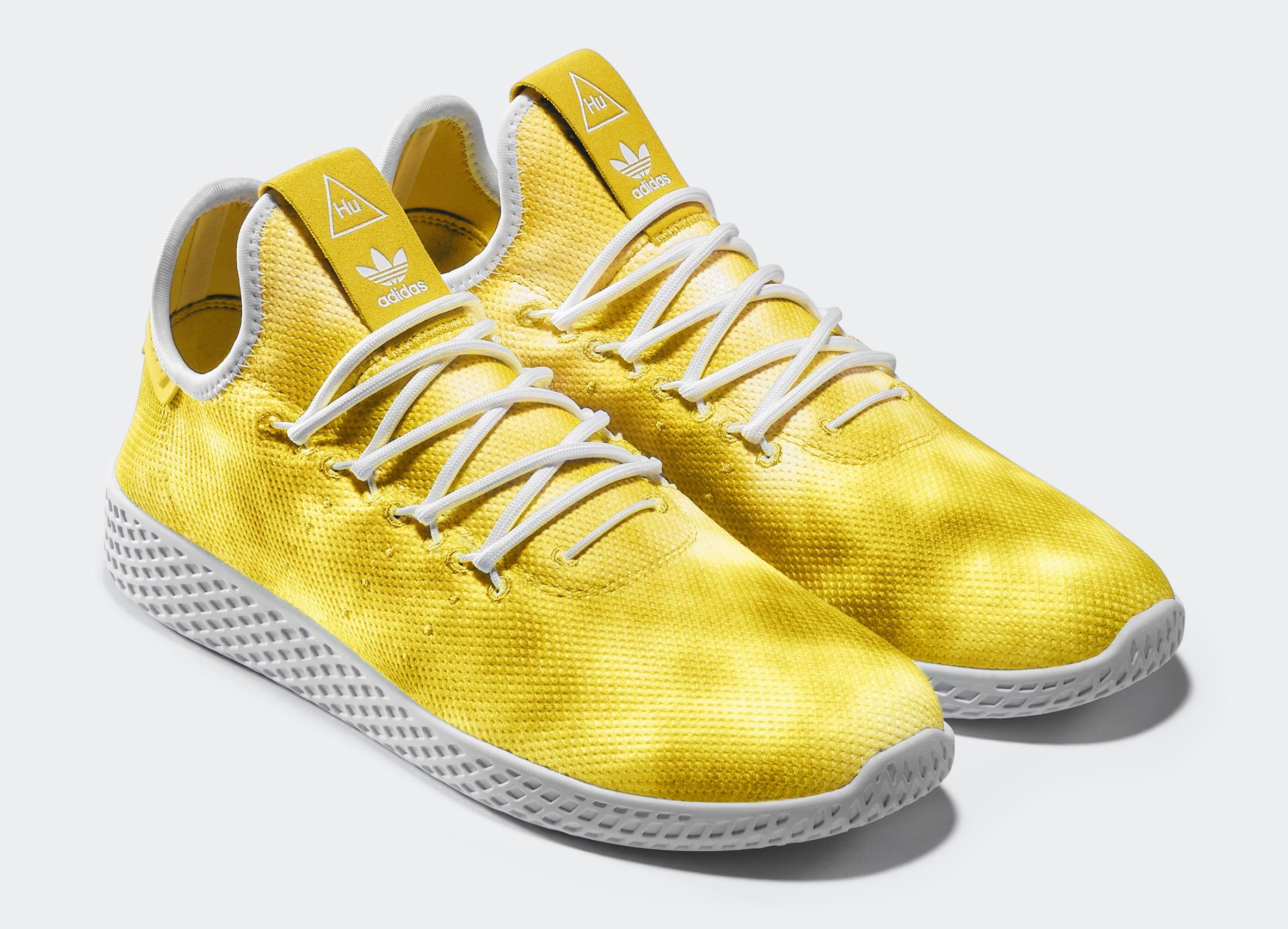 d9f10d84c ... Image via Adidas Pharrell x Adidas Tennis HU Holi DA9617 (Pair) ...