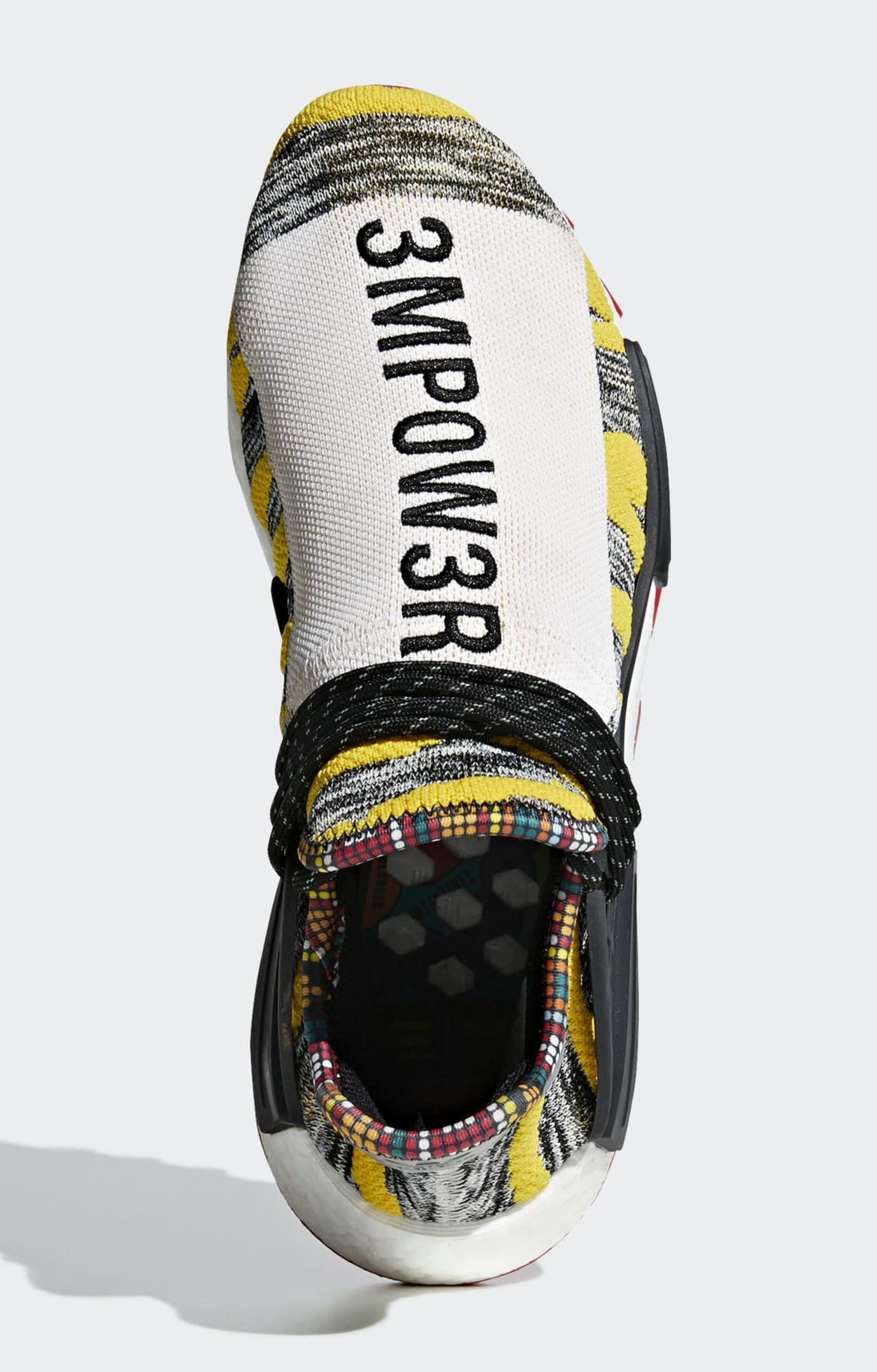 ca96f84dbfd2f Pharrell x Adidas Hu NMD  Solar Pack  Release Date BB9527 BB9528 ...