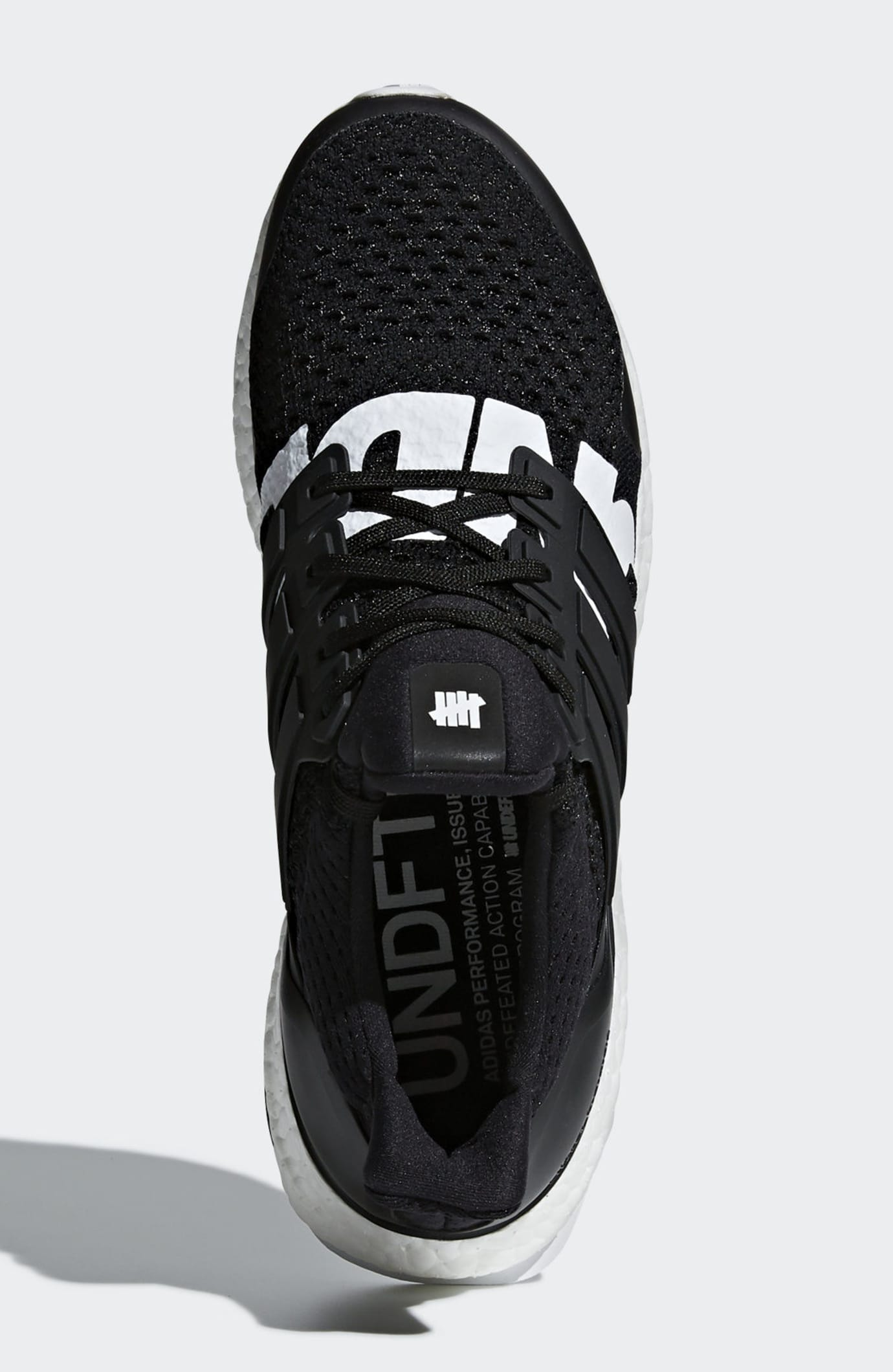 Undefeated x Adidas Ultra Boost B22480 (Top)