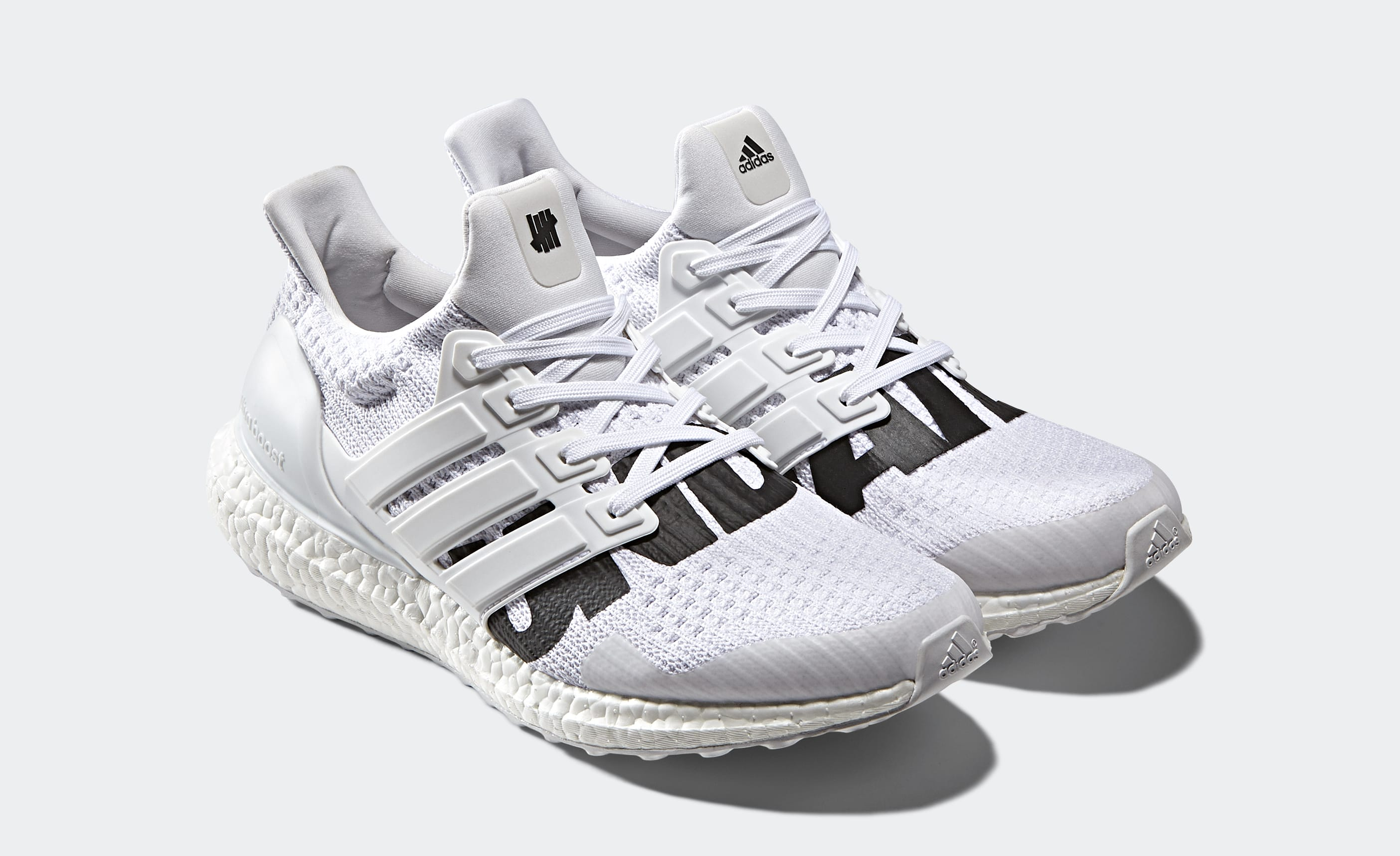 adidas ULTRA BOOST x UNDEFEATED WHITE UNDFTD BB9102 Size 5