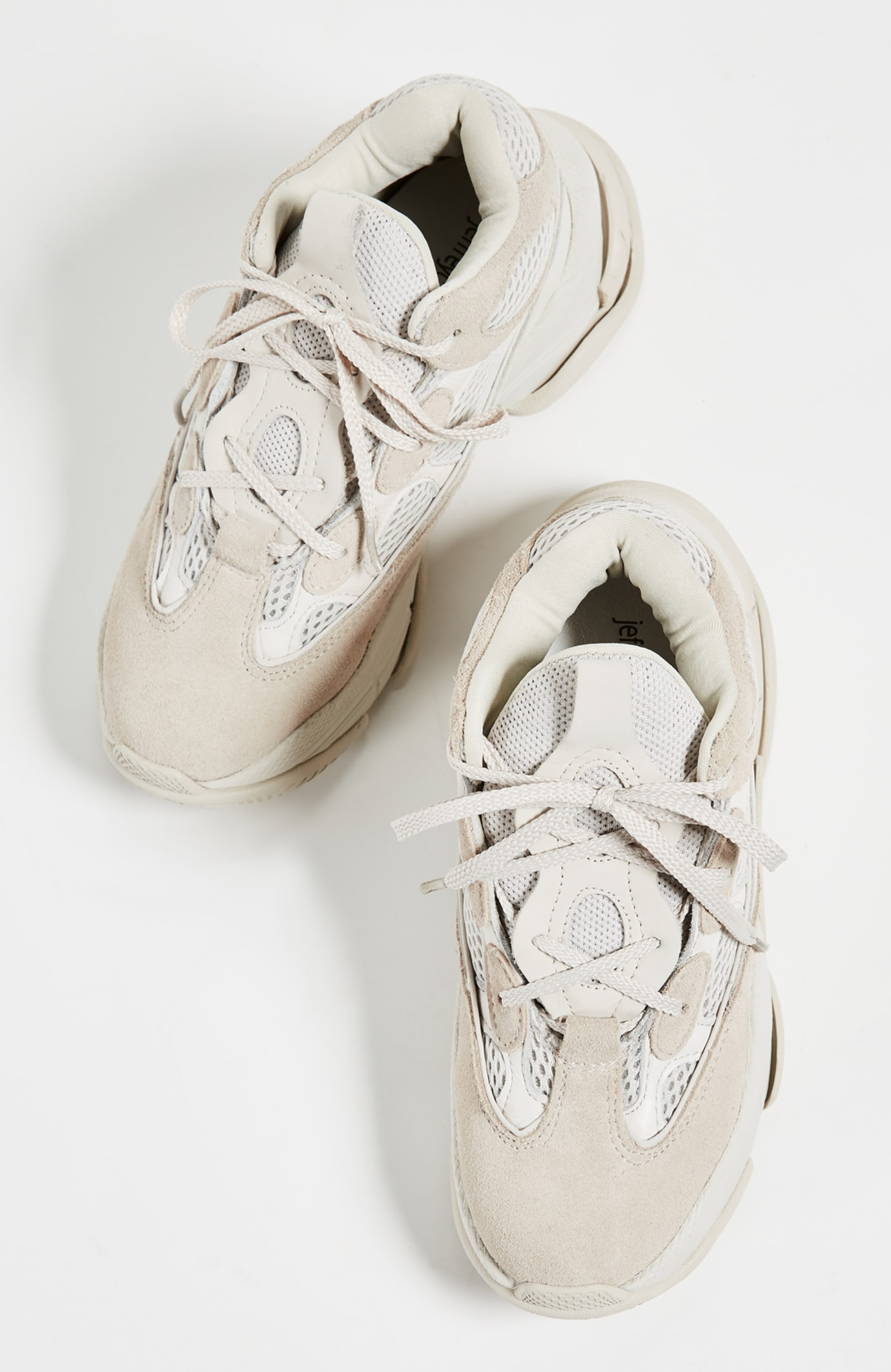 e446ee0edc87f0 Image via Shopbop Jeffery Campbell Hotline Dad Sneakers (Top)