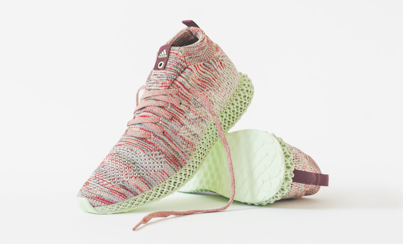 Kith x Adidas Futurecraft 4D (Lateral/Sole)