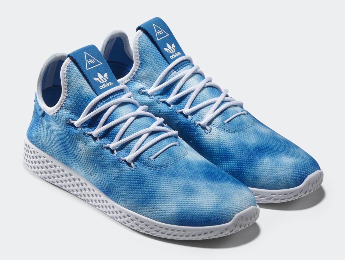 Pharrell x Adidas Tennis HU 'Holi' DA9618 (Pair)