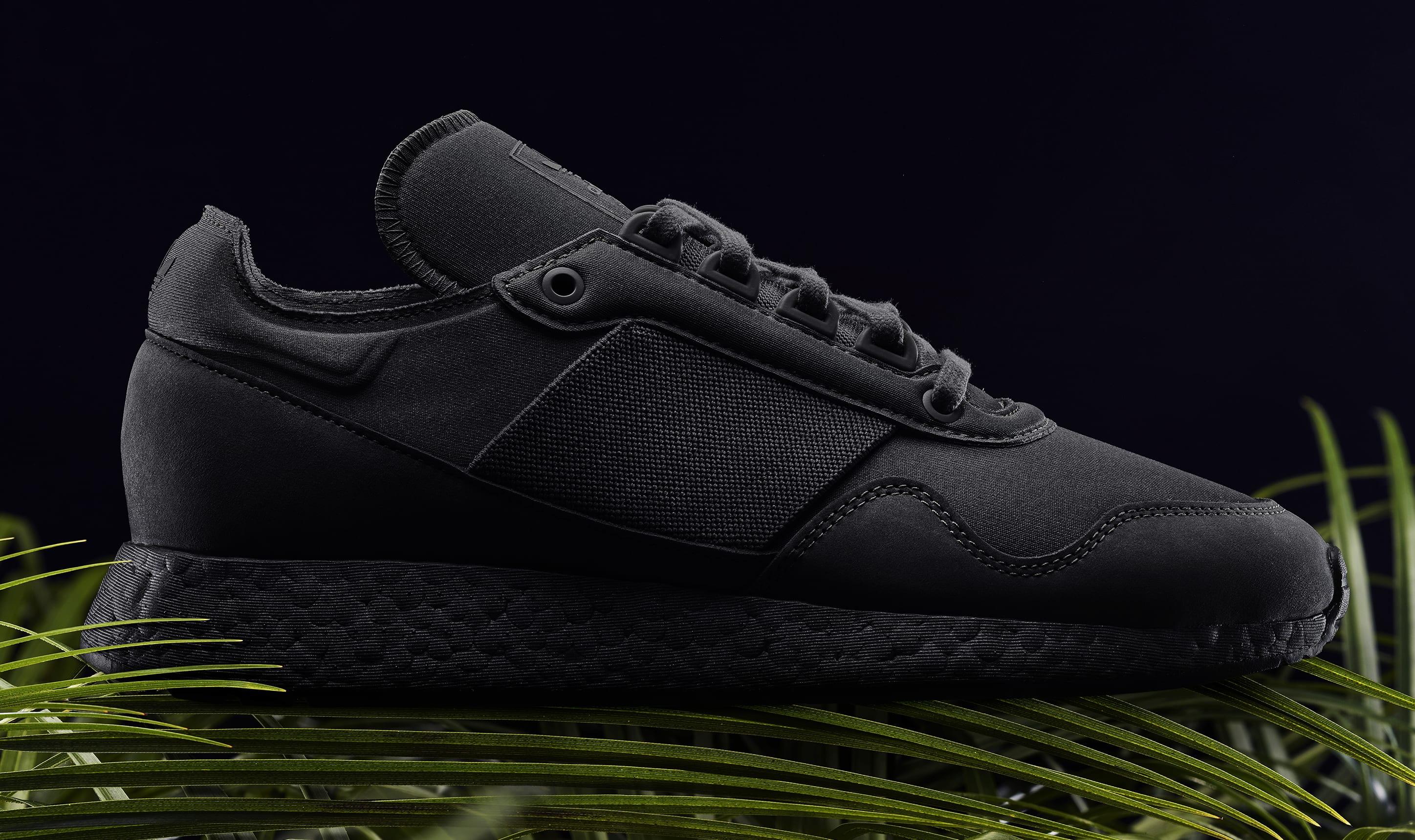 Daniel Arsham x Adidas New York Present DB1971 (Lateral)