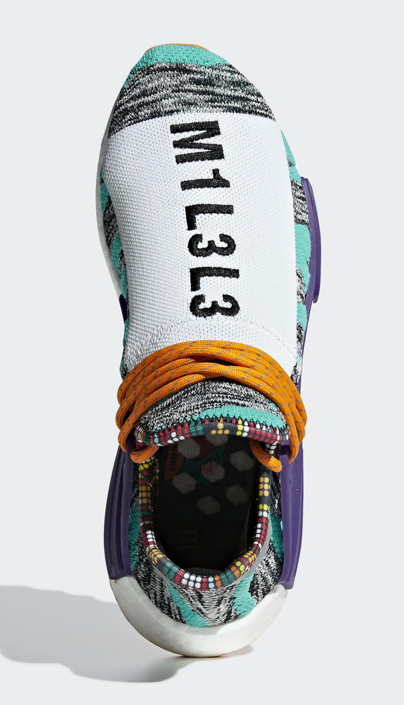 287ec4c4d Pharrell x Adidas Hu NMD  Solar Pack  Release Date BB9527 BB9528 ...