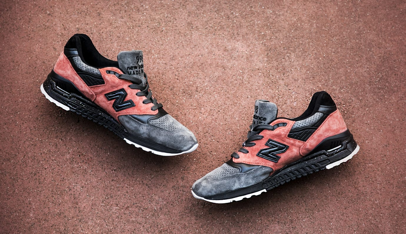 Todd Snyder x New Balance 998 NB1 'Sunset Pink' (Pair)