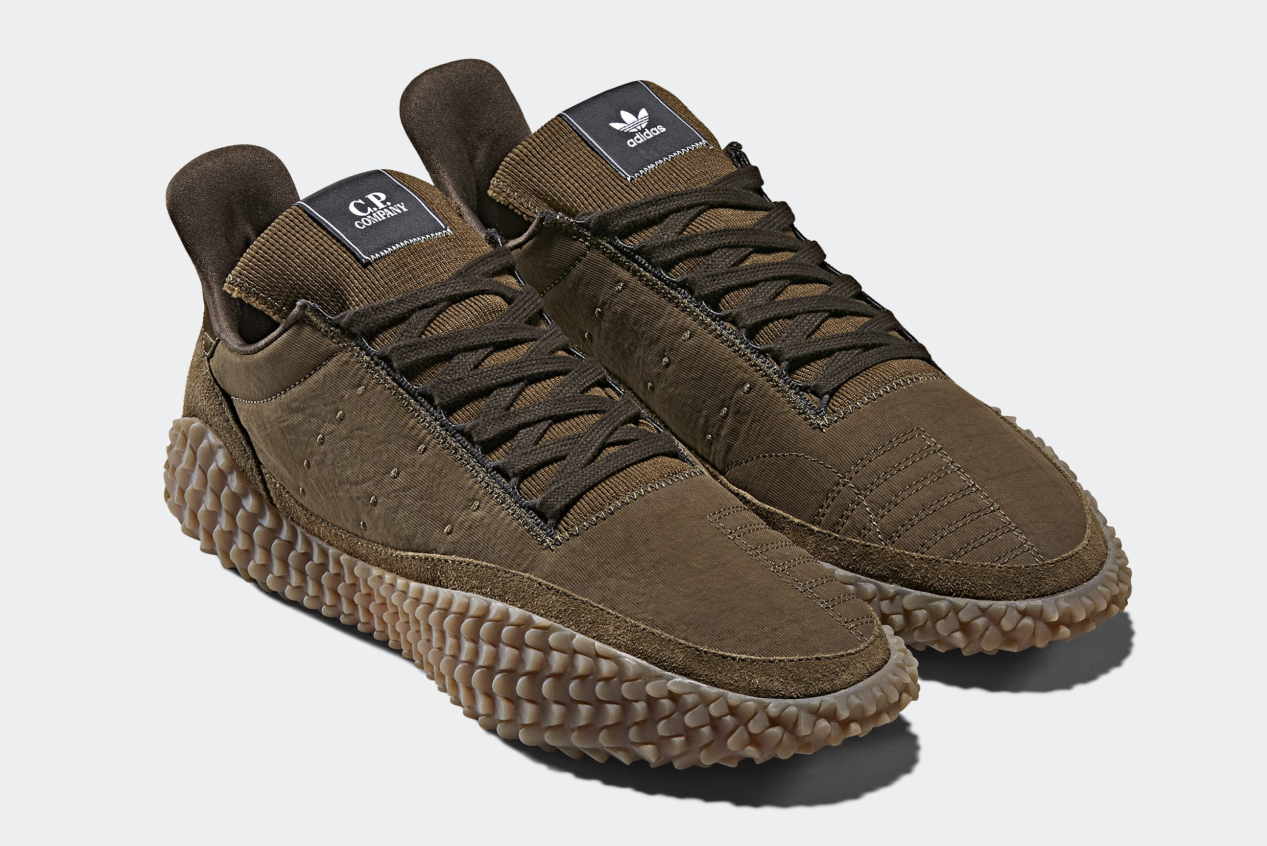 Adidas x C.P. Company Kamanda 'Brown' CG5952