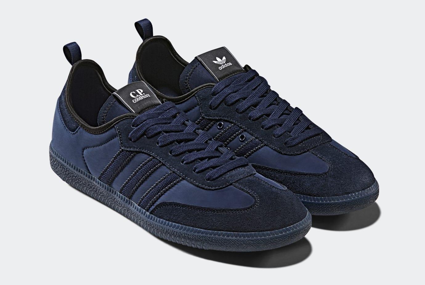 Adidas x C.P. Company Samba 'Navy' CG5957