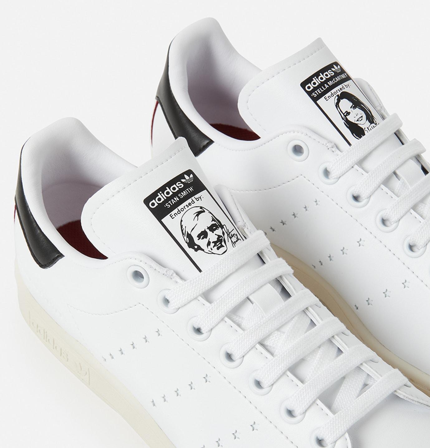 separation shoes 19b02 9b43f Stella McCartney x Adidas Stan Smith Release Date | Sole ...