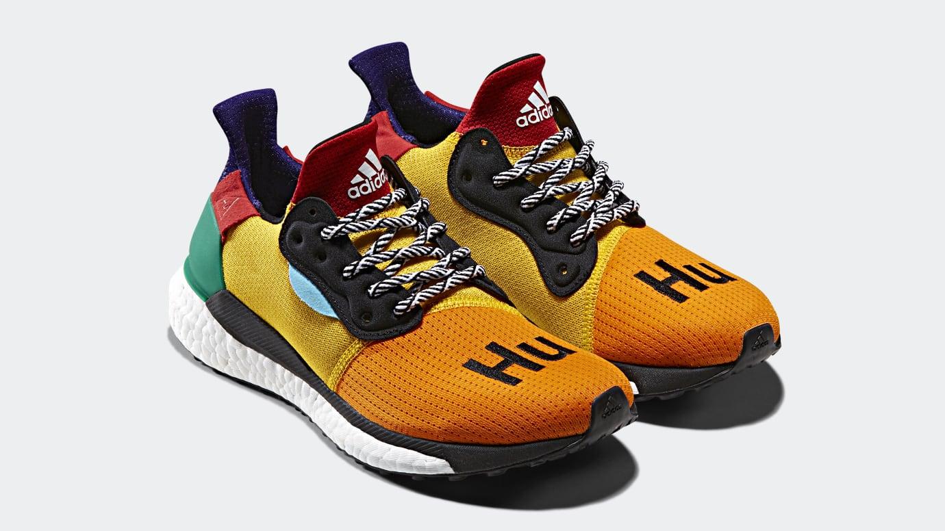 ecc97ac6c Pharrell x Adidas SOLARHU Glide ST BB8041 BB8042 BB8044 Release Date ...