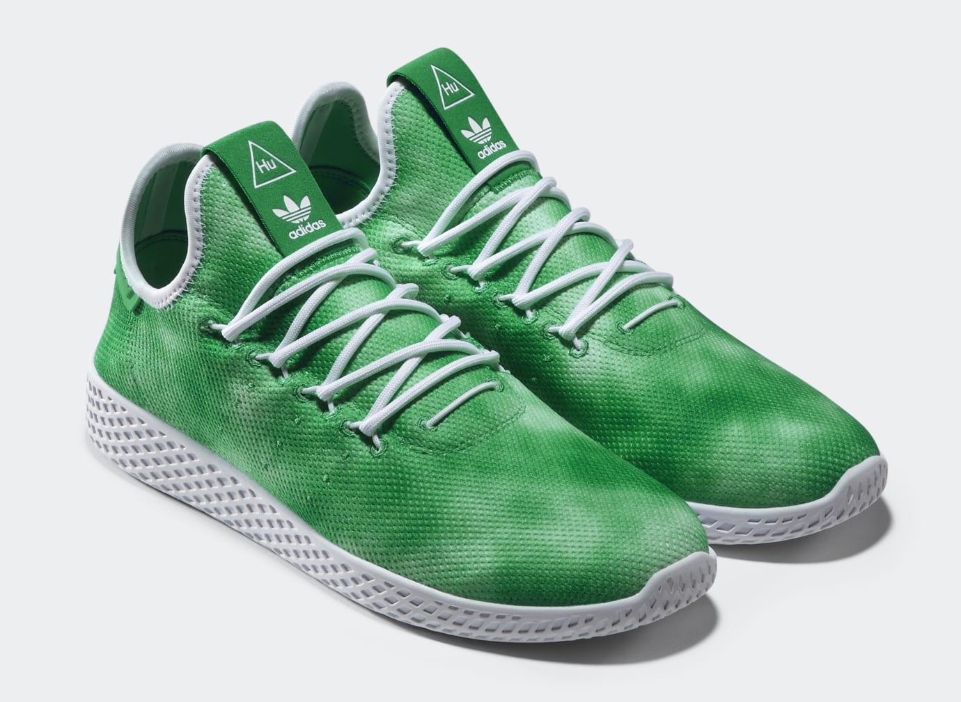 Pharrell x Adidas Tennis HU 'Holi' DA9619 (Pair)