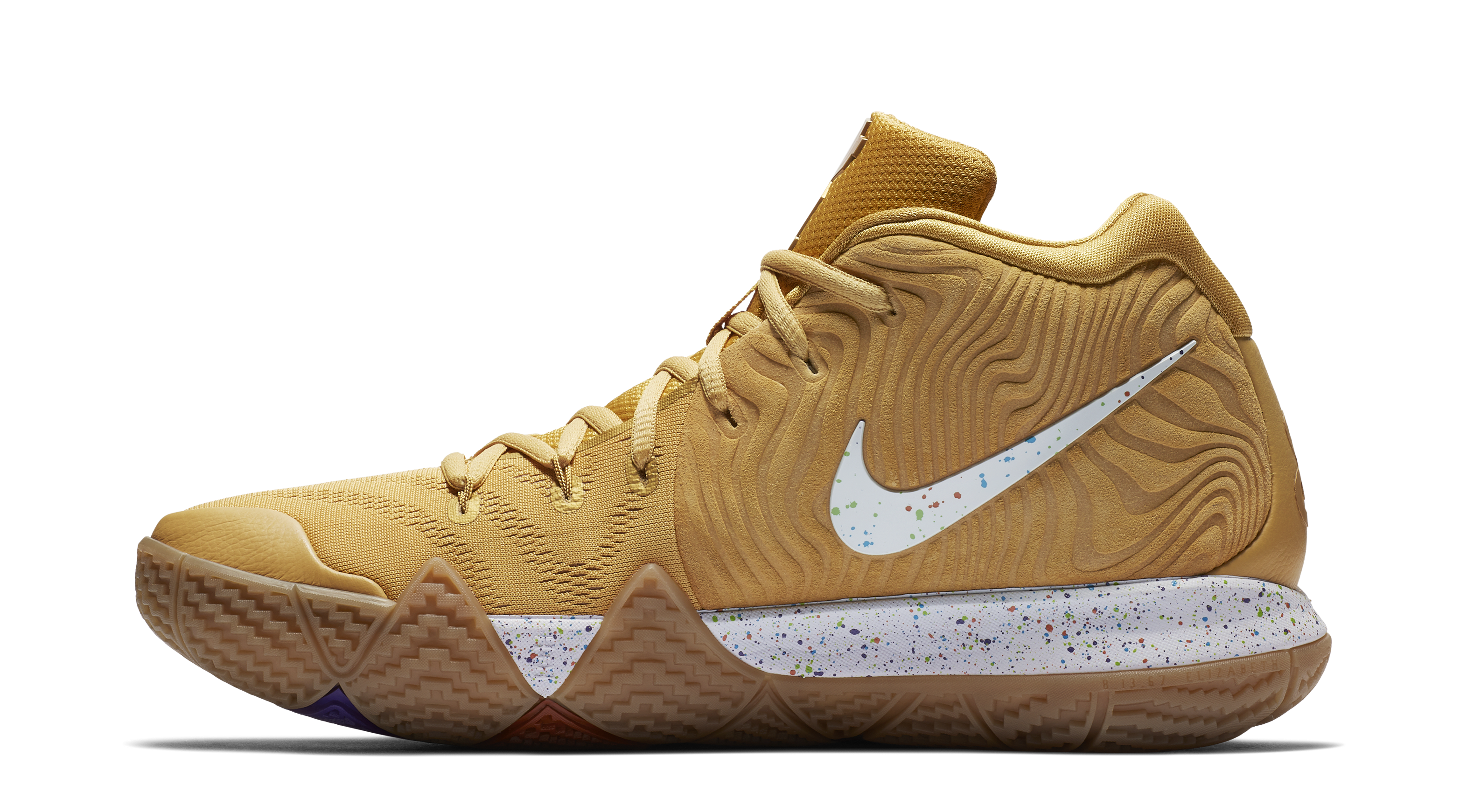 480ccd9112f Nike Kyrie 4  Cereal Pack  House of Hoops Early Release Date
