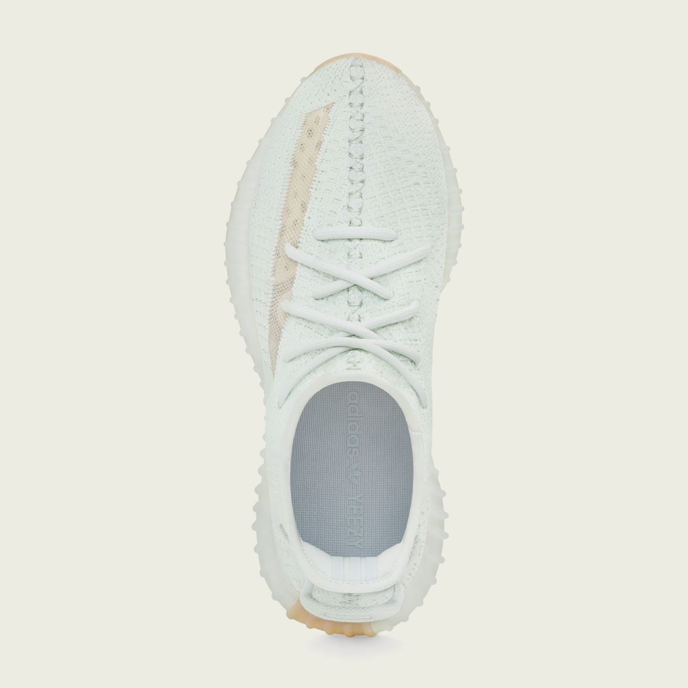 24efeaa1d40fa Image via Adidas Adidas Yeezy Boost 350 V2  Hyperspace  EG7491 Top