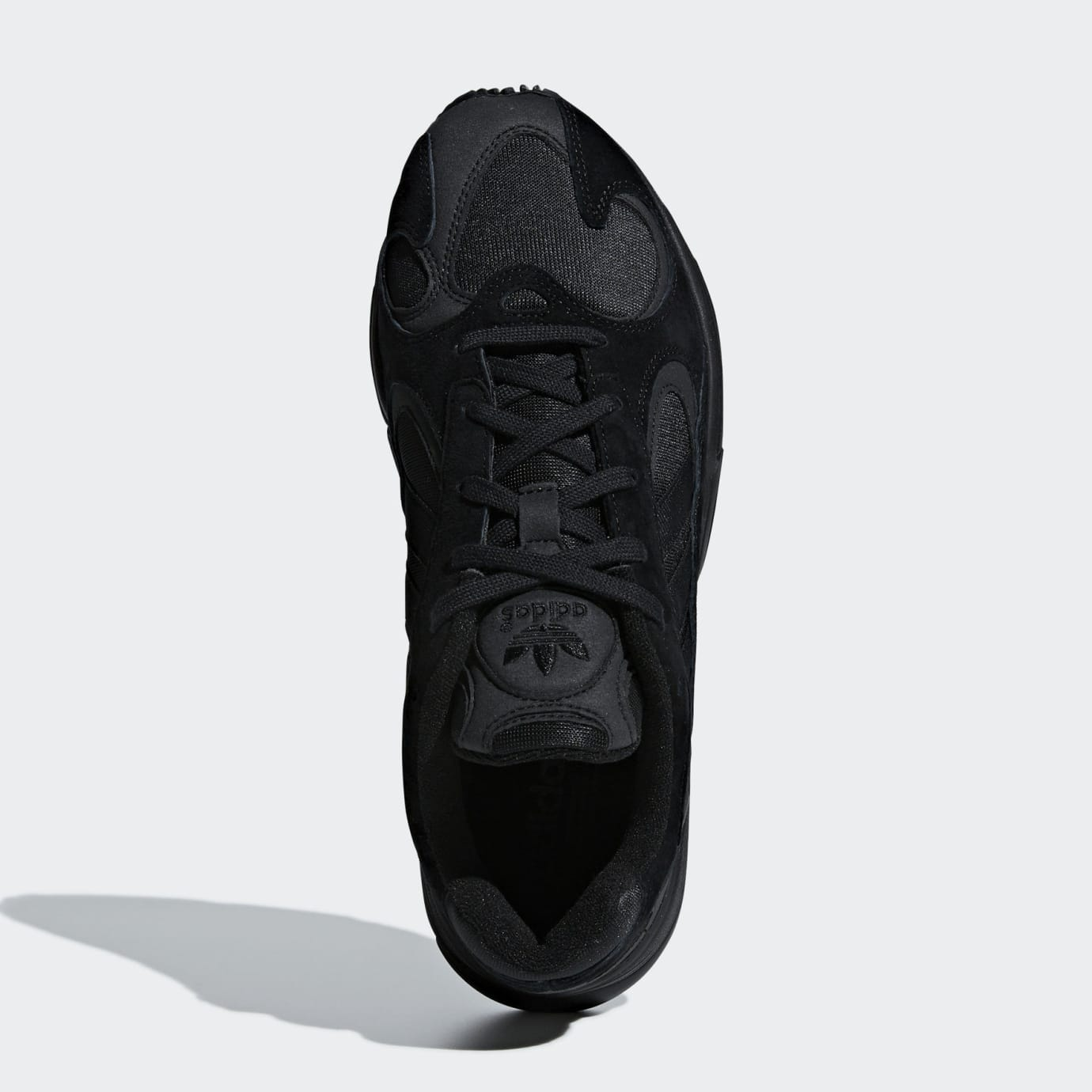 Image via Adidas Adidas Yung-1 Triple Black Release Date G27026 Top bf95c2d1e