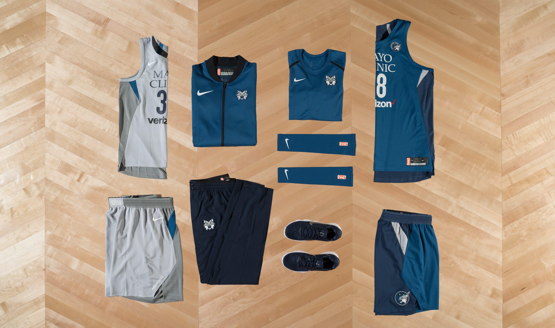 Minnesota Lynx WNBA Nike Jerseys