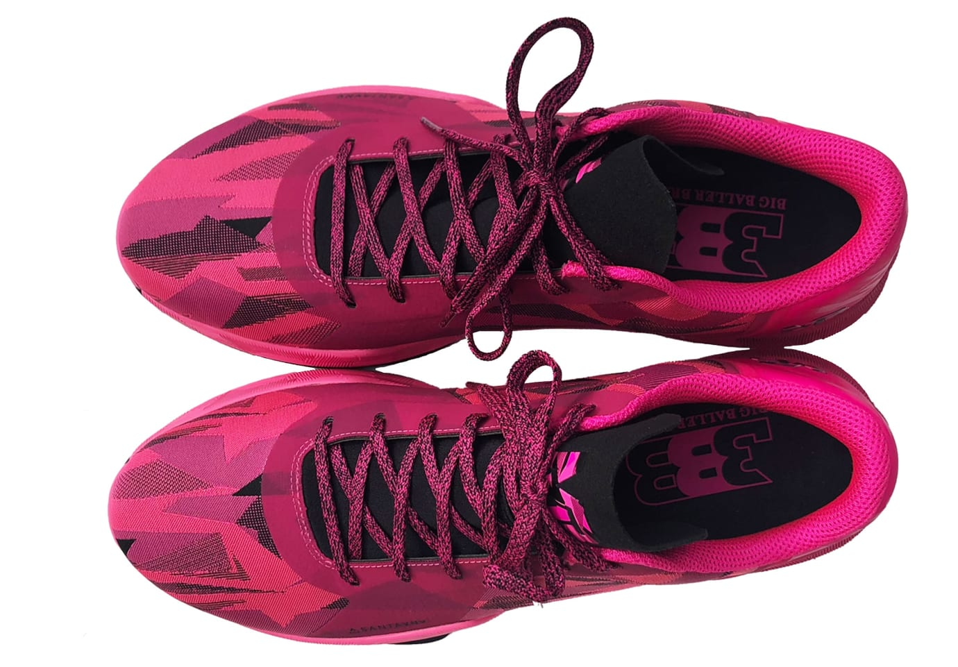 Big Baller Brand LaMelo Ball 1 Breast Cancer Awareness Top