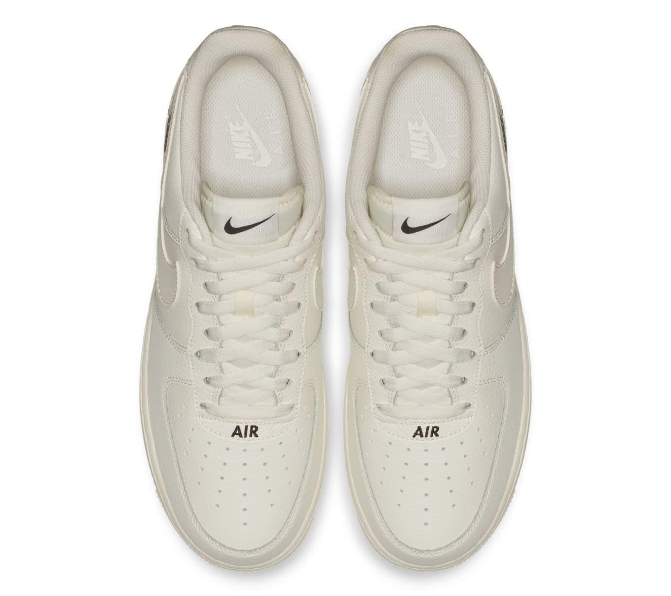 Nike Air Force 1 07 LTHR 'Sail' (Top)