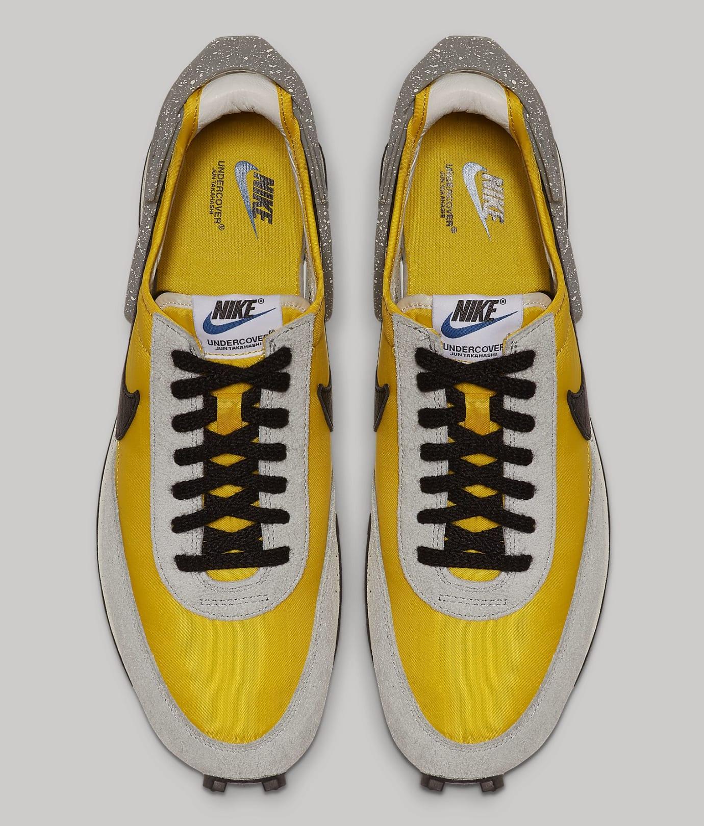 Undercover x Nike Daybreak Bright Citron/Black-Summit White BV4594-700 Top