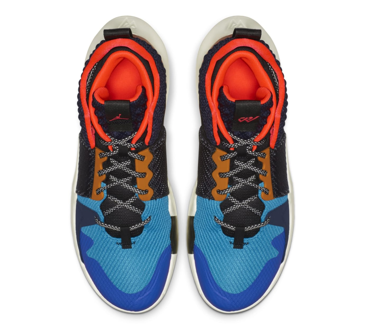 new concept 17a55 75e6e Image via Nike Jordan Why Not Zer0.2 (Top)