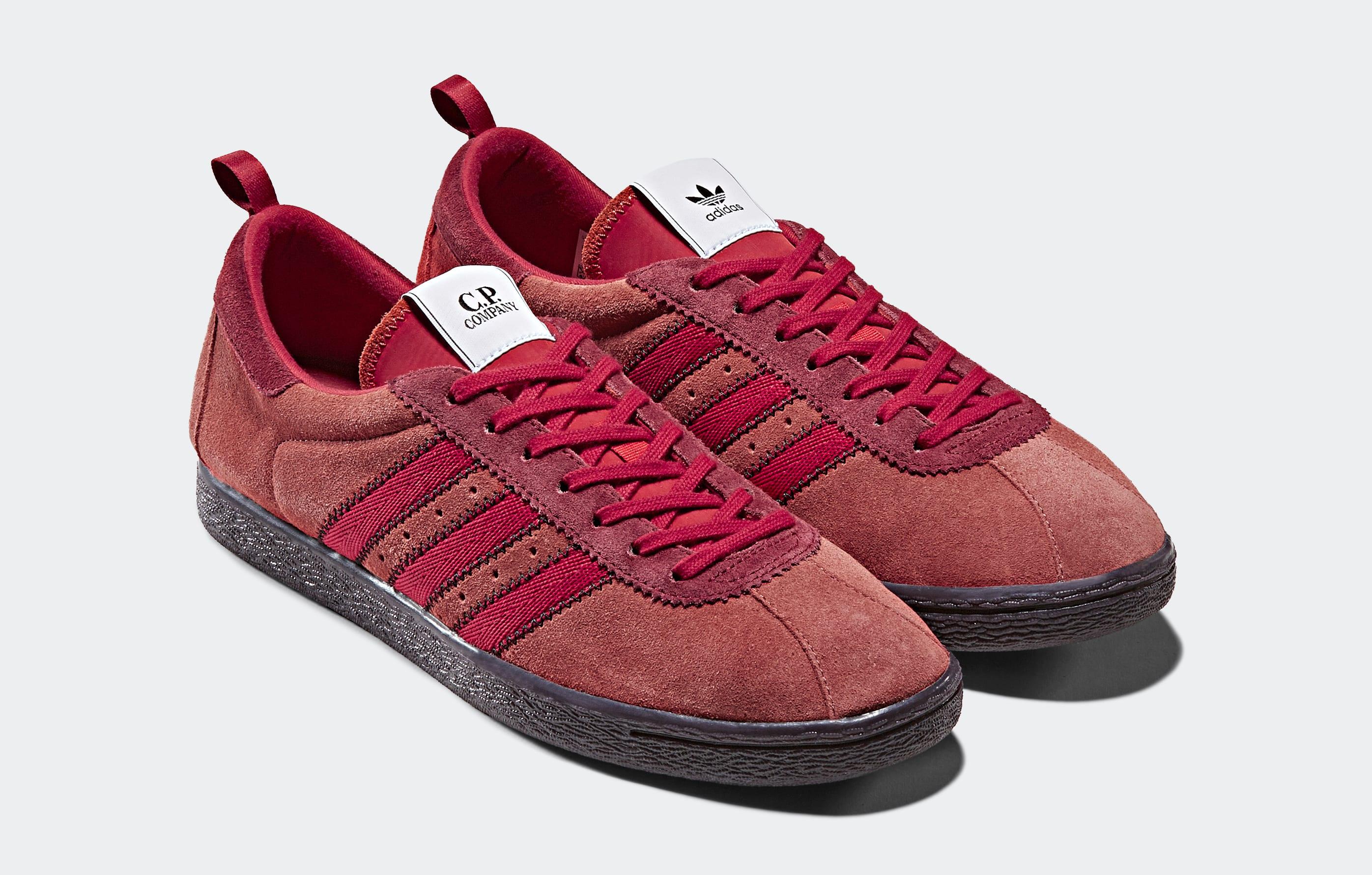 Adidas x C.P. Company Samba 'Red' BD7959