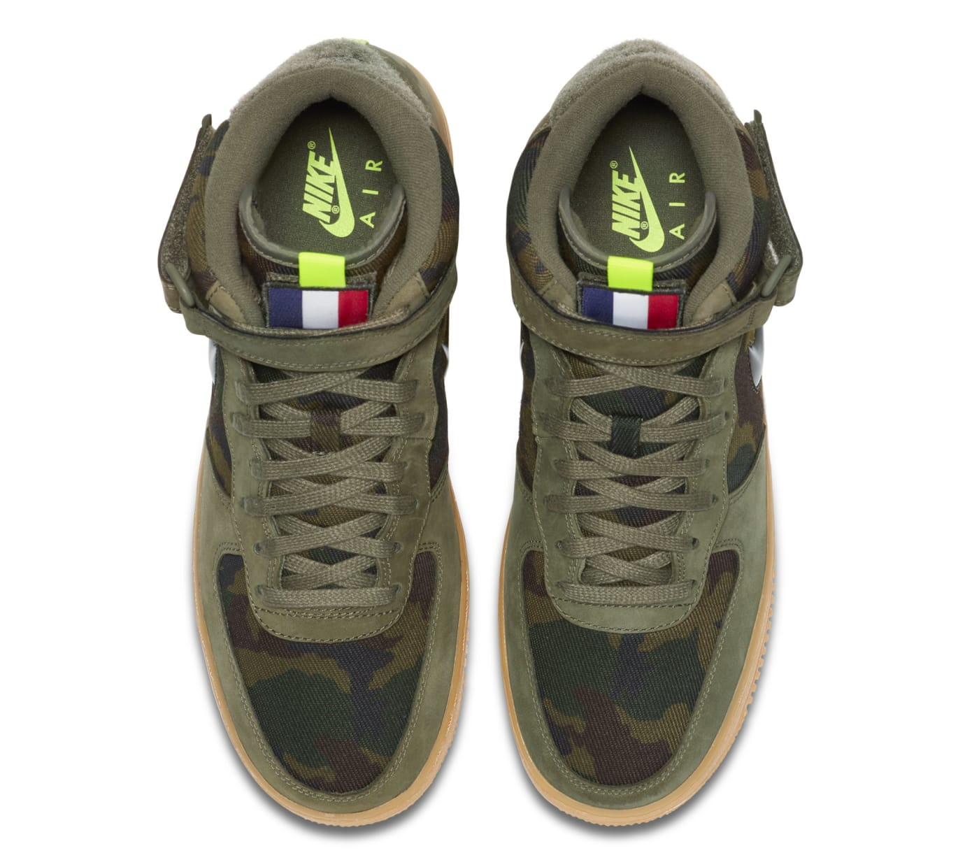 Nike Air Force 1 'Country Camo' France & Italy AV2586 200