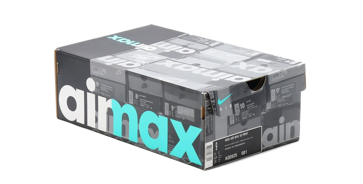 Atmos x Nike Air Max 95 'Jade/We Love Nike' (Box)