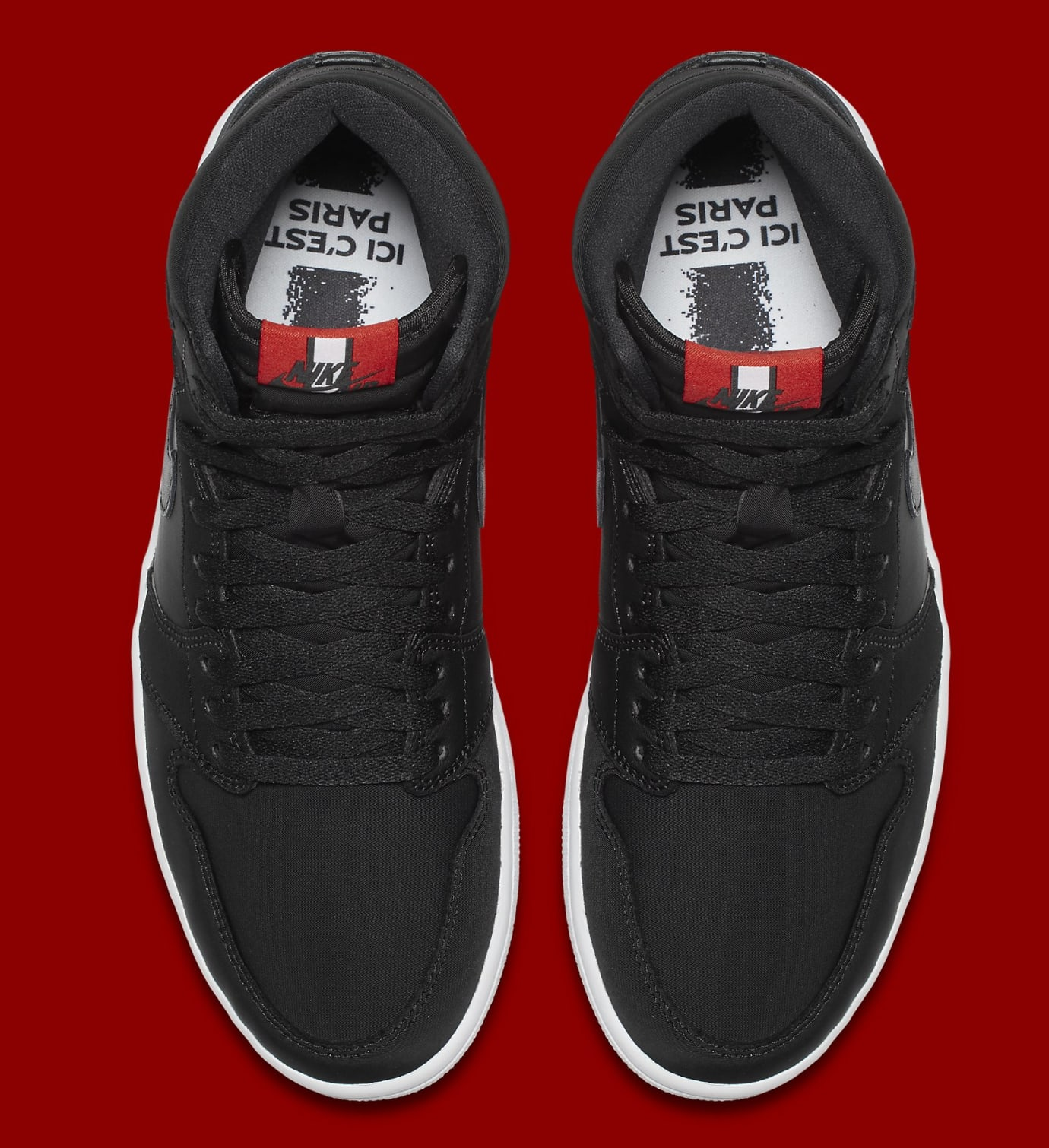 detailed look dddcb 83931 Image via Nike psg-air-jordan-1-high-og-ar3254-001-