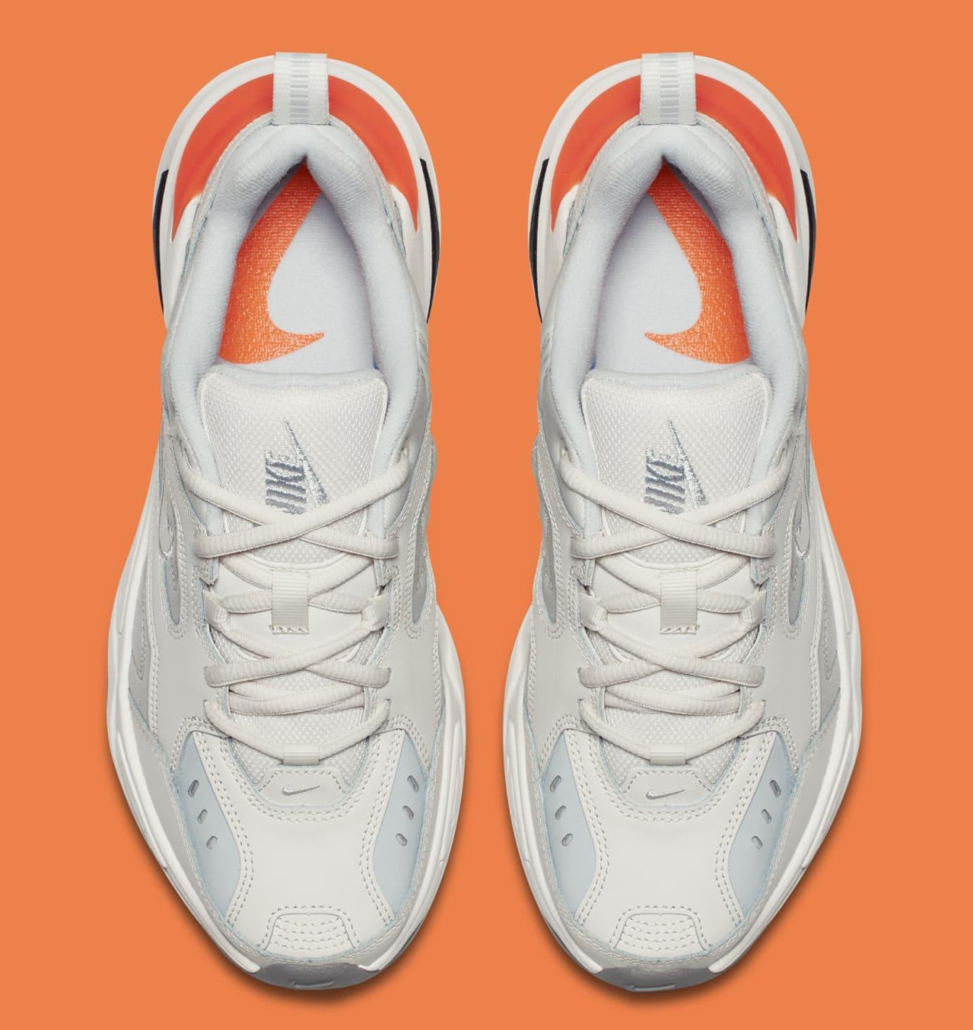 638c45ce23 Image via Nike Nike M2K Tekno WMNS 'Phantom/Oil Grey/Matte Silver/Hyper  Crimson'