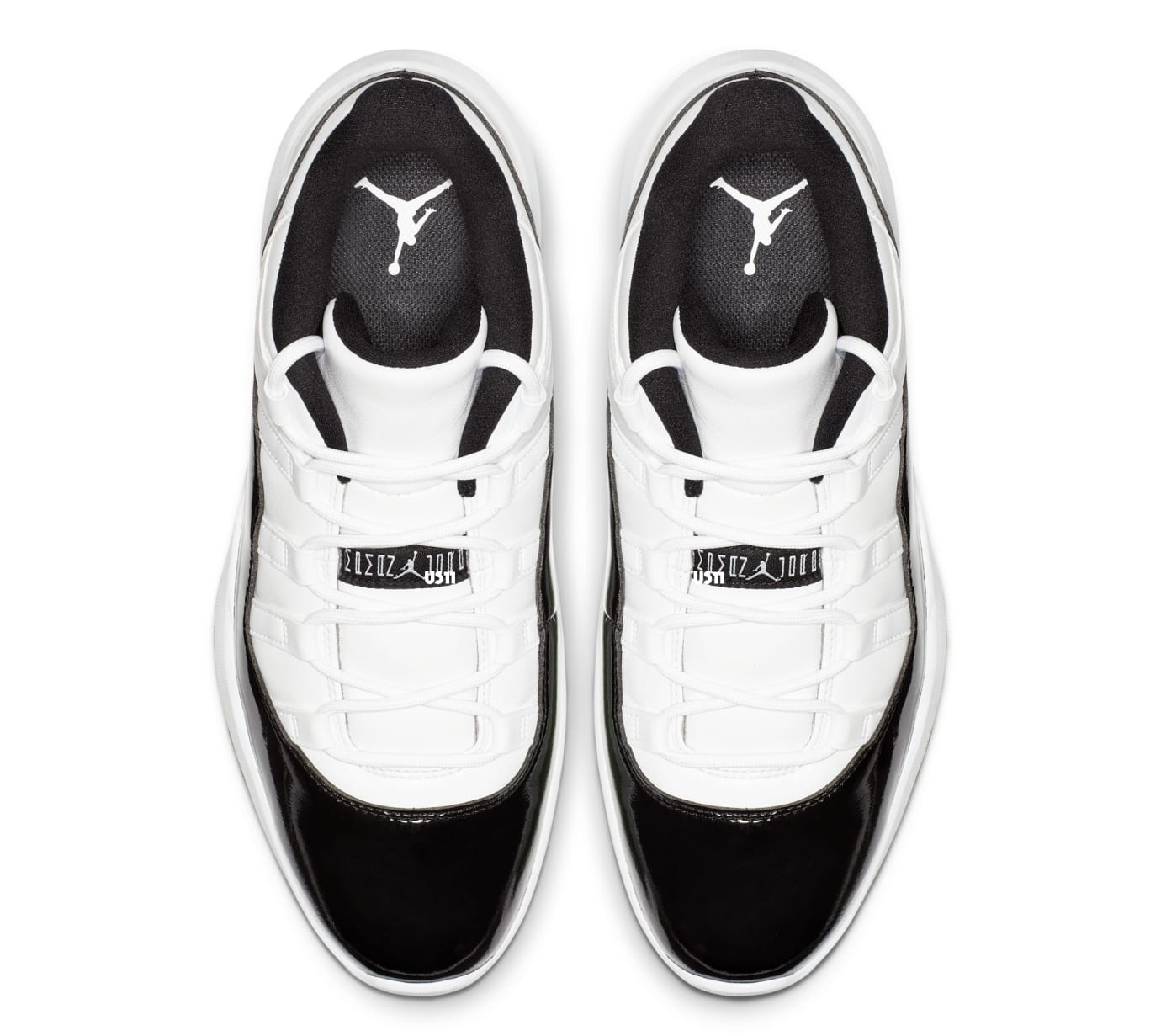 Air Jordan 11 Golf 'Concord' (Top)
