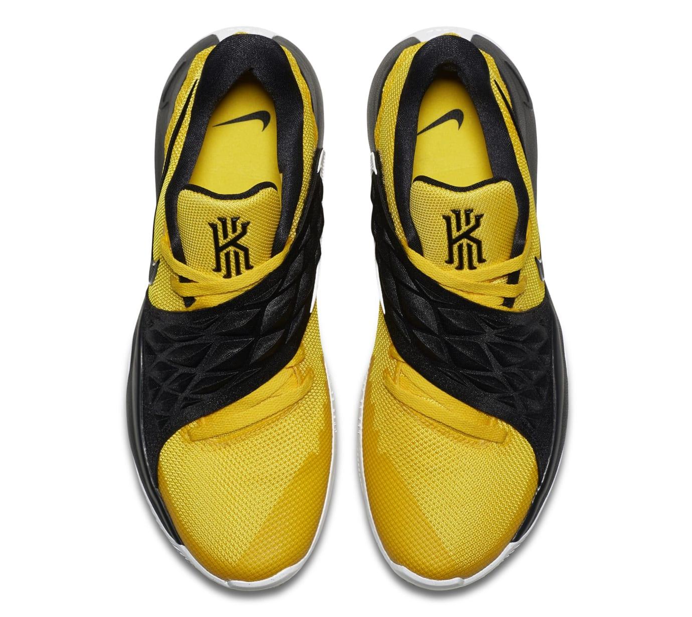 best sneakers 35703 90e81 Image via Nike US11 · Nike Kyrie Low  Amarillo Black  (Top)