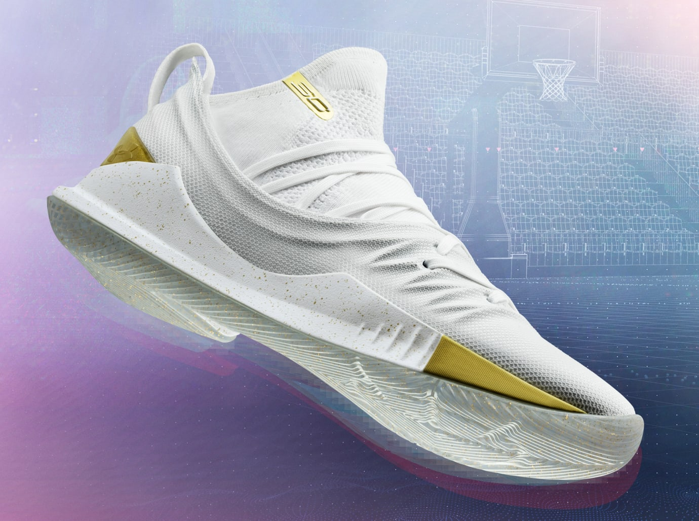 Under Armour Curry 5 'Takeover Edition 2' (White)