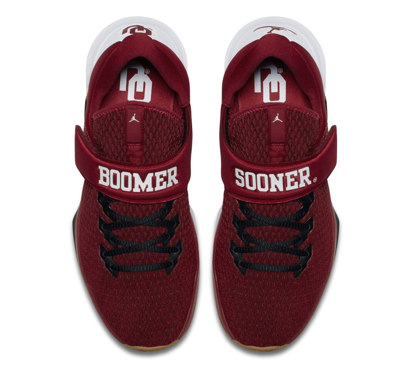 Jordan Trainer 3 Oklahoma Sooners Top