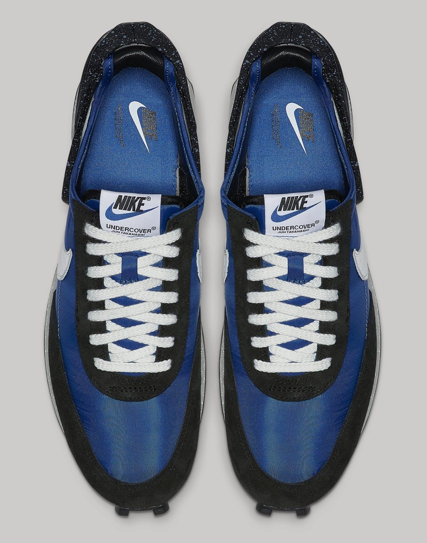 Undercover x Nike Daybreak Blue Jay/Summit White-Black BV4594-400 Top