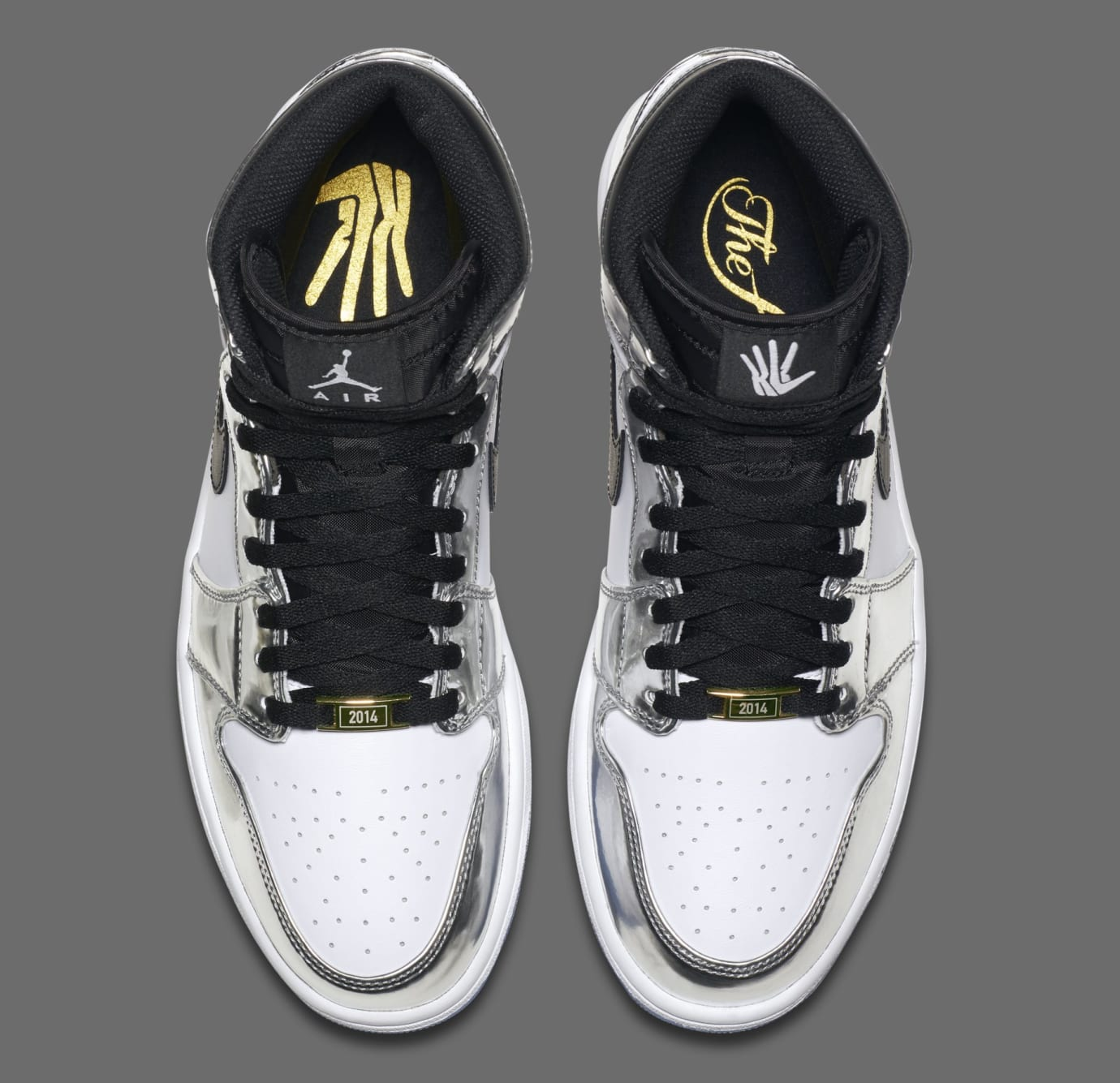 brand new a2702 7064f Image via Nike Air Jordan 1 High  Pass the Torch  AQ7476-016 (Top)