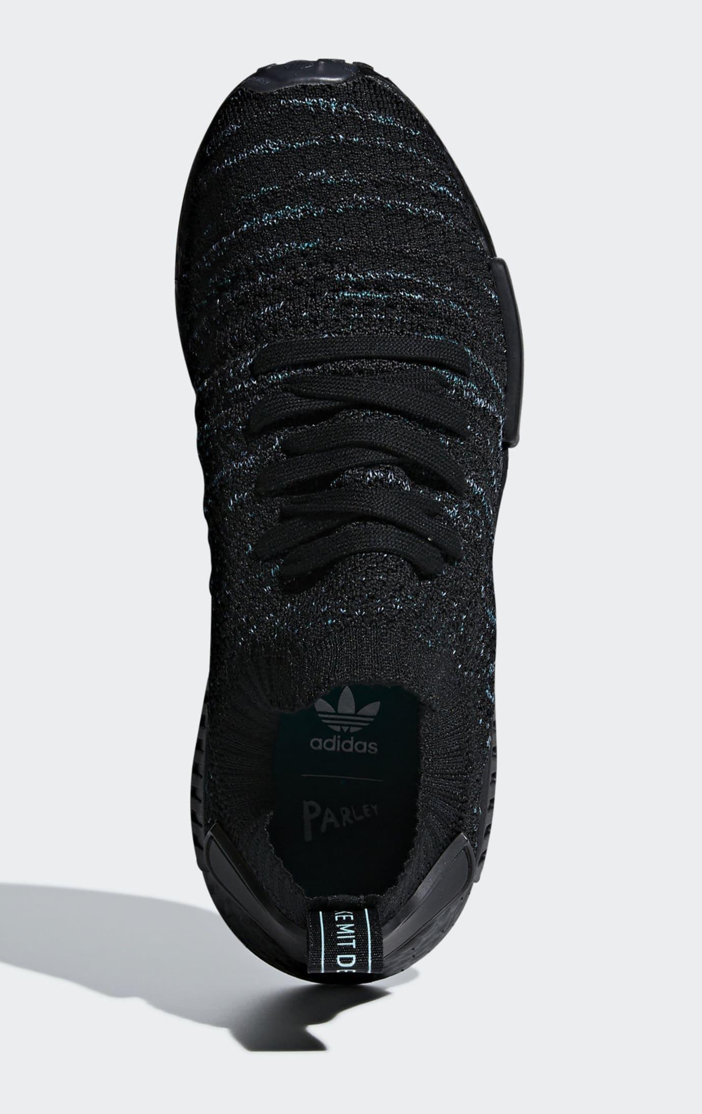 cb0b24e8e Image via Adidas parley-adidas-nmd-r1-core-black-blue-spirit-