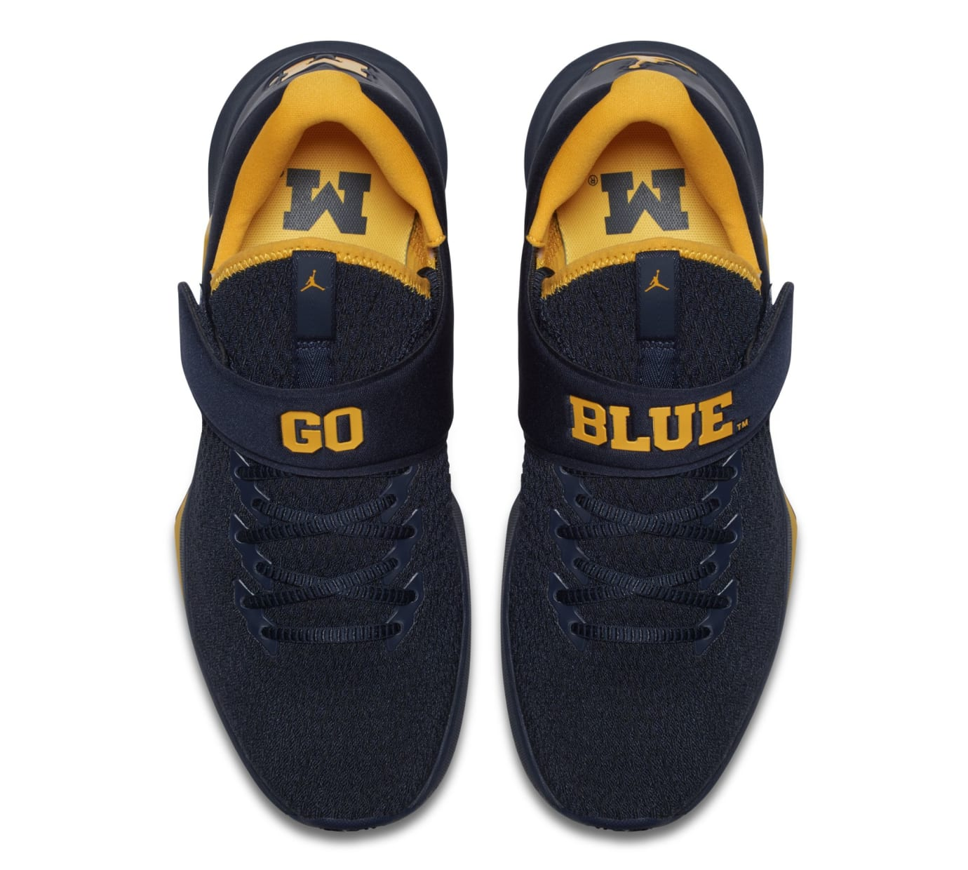 Jordan Trainer 3 Michigan Wolverines Top