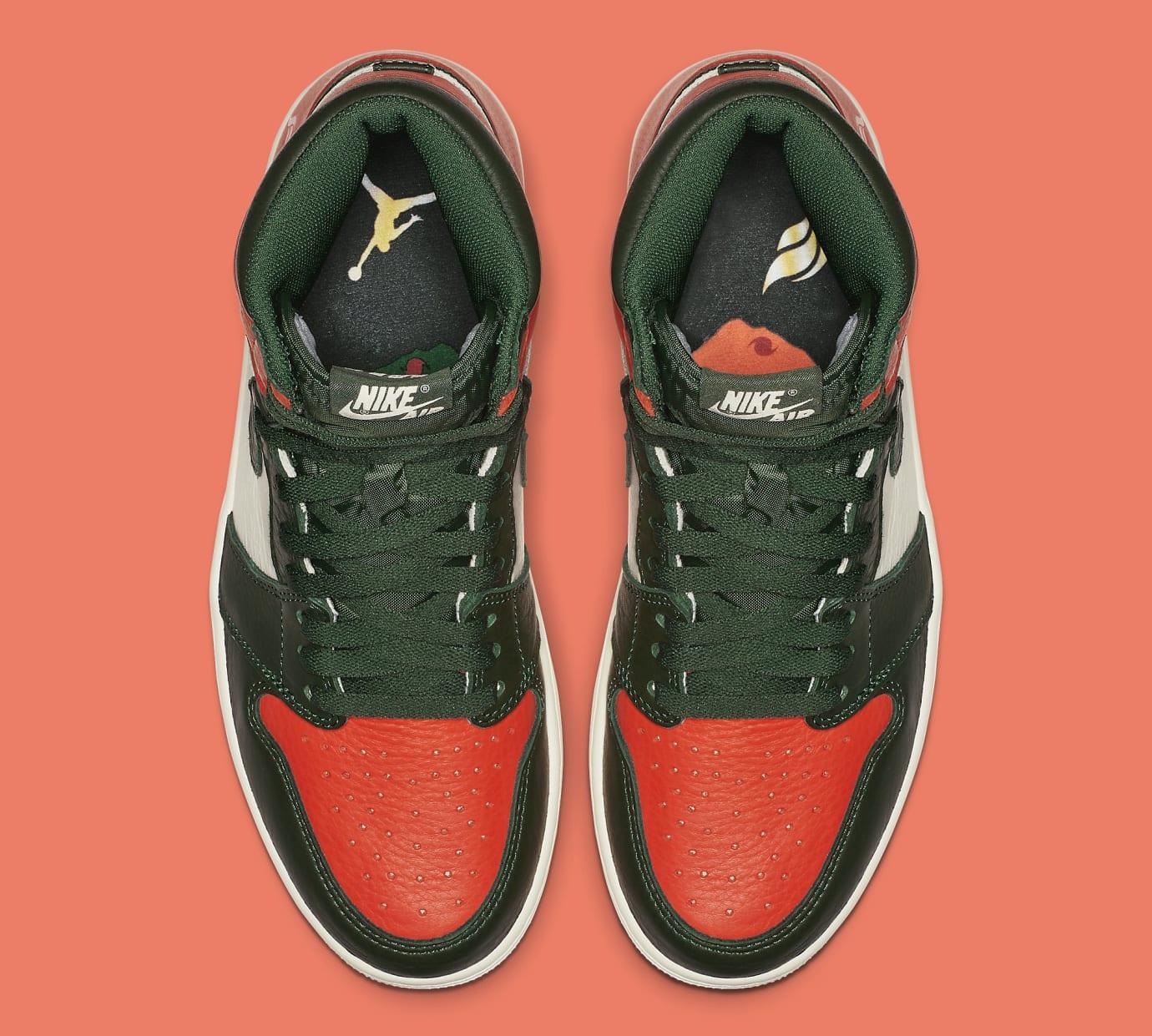 fa0be2479e74cc SoleFly x Air Jordan 1 High OG AV3905-138 Release Date