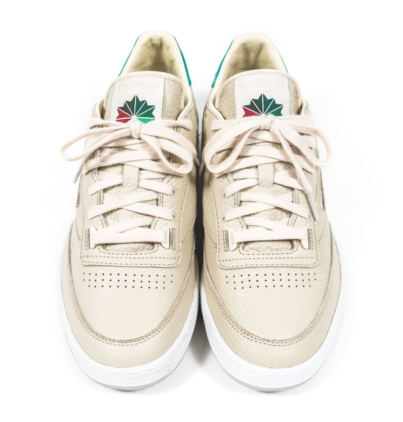 Image via Packer Shoes Packer Shoes x Reebok Club C  Marcial  (Top) cd57326a10