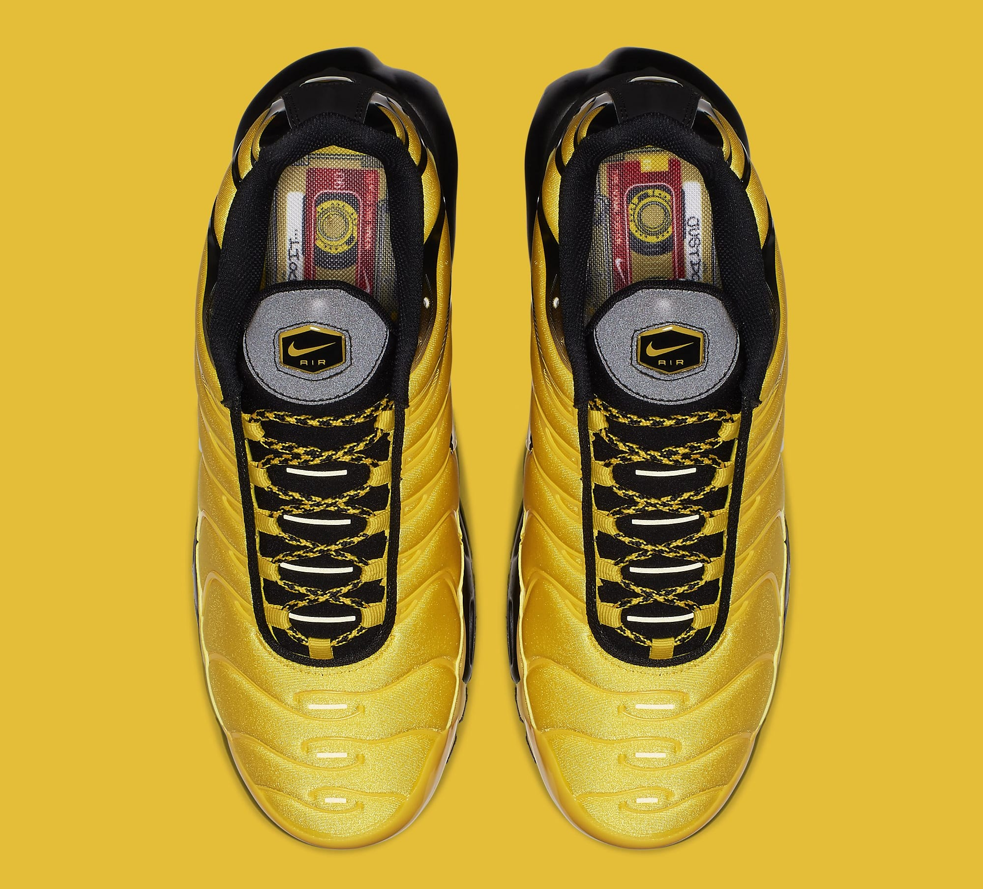 purchase cheap 74d81 ad8a8 Nike Air Max Plus Just Do It for the Culture Release Date ...