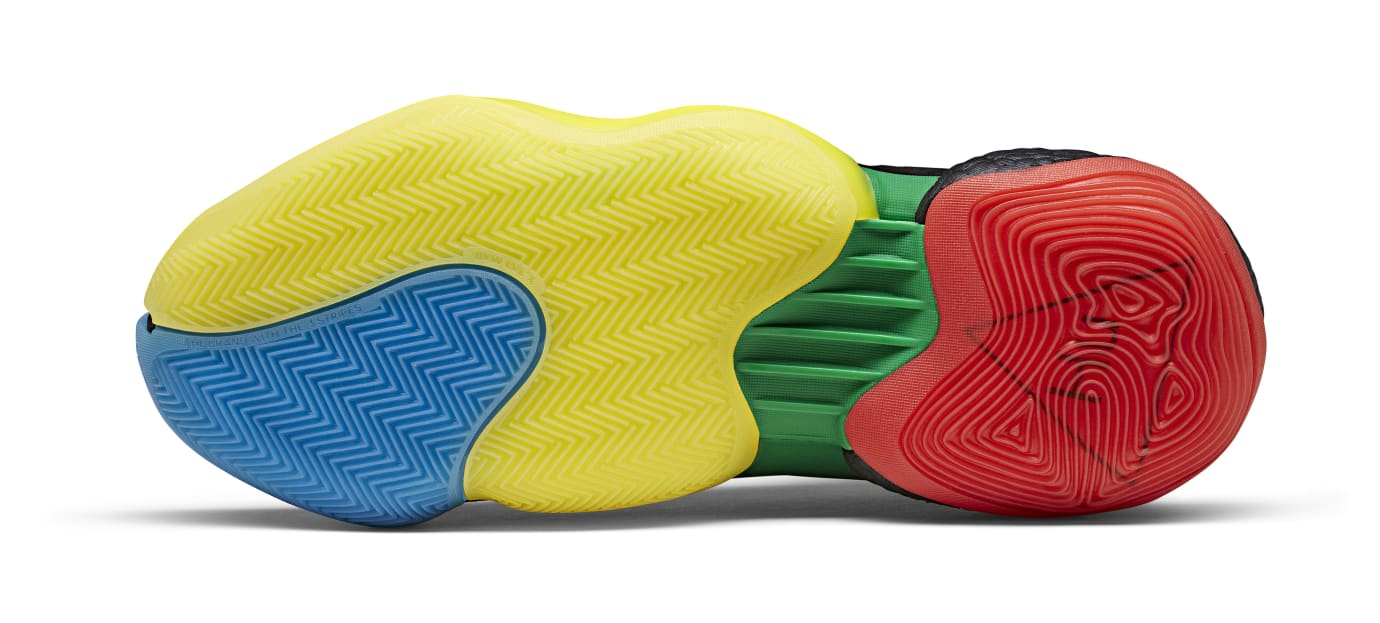 Pharrell x Adidas Crazy BYW X G27805 (Bottom)