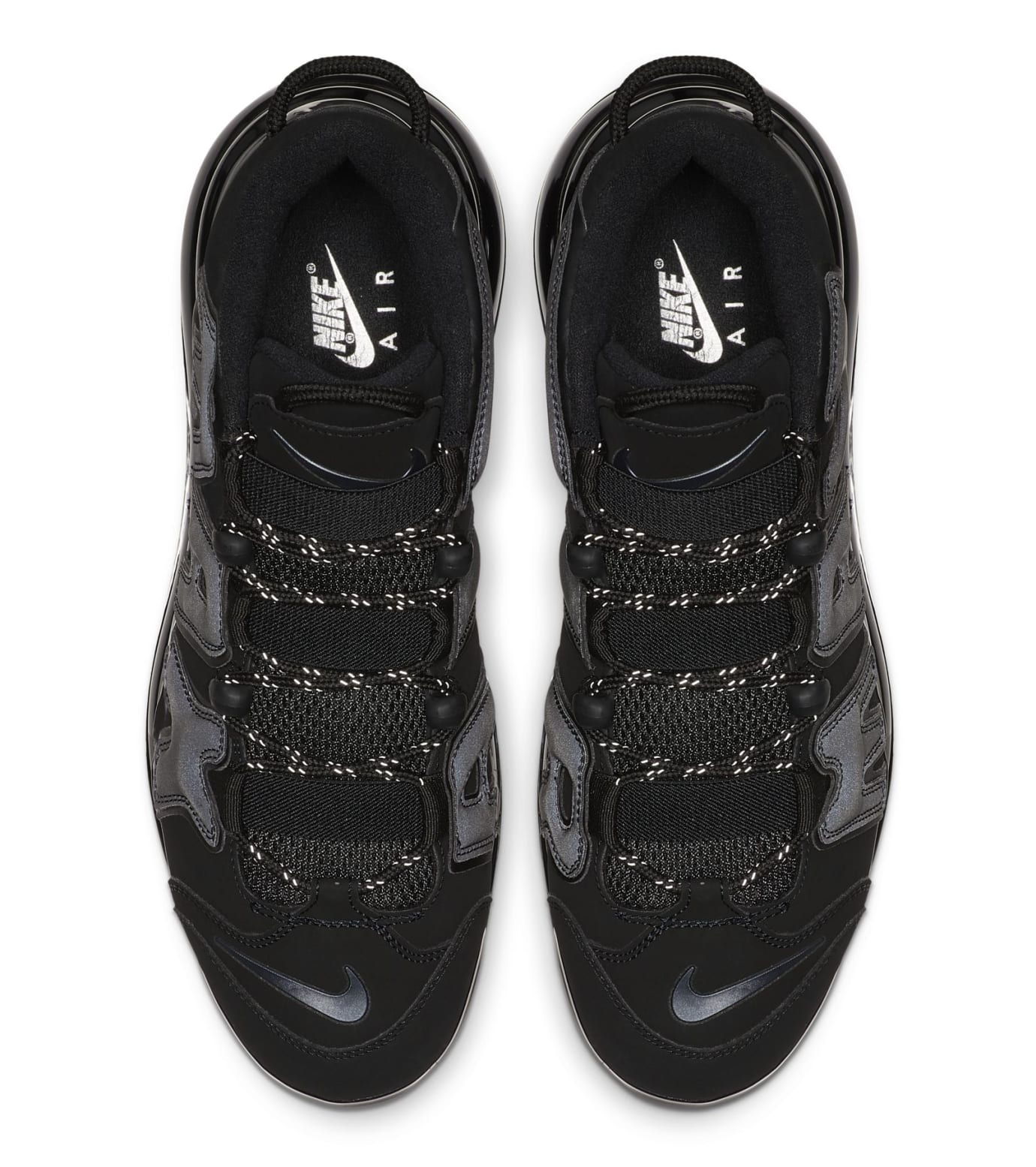 sale retailer d896a a228a Image via US 11 Nike Nike Air More Uptempo 720  Black  Top