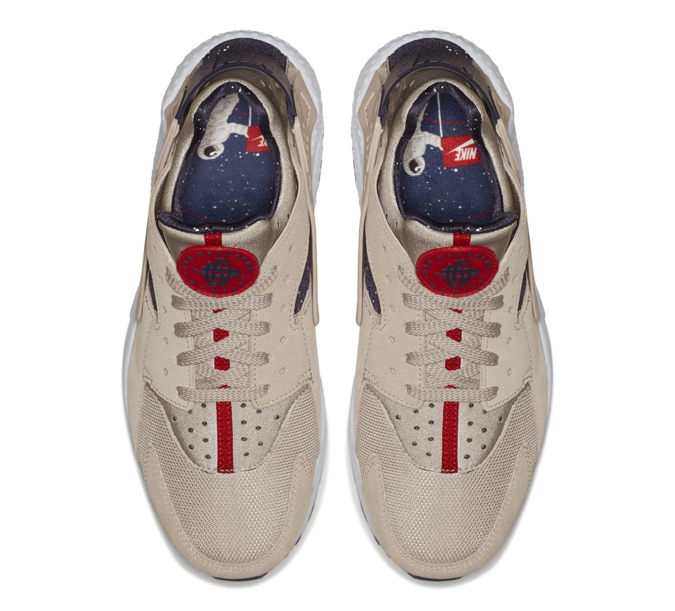 best loved 2ef63 ceb54 Image via Nike Nike Air Huarache Run Moon Landing  AQ0553-200 ... 6cdeec729