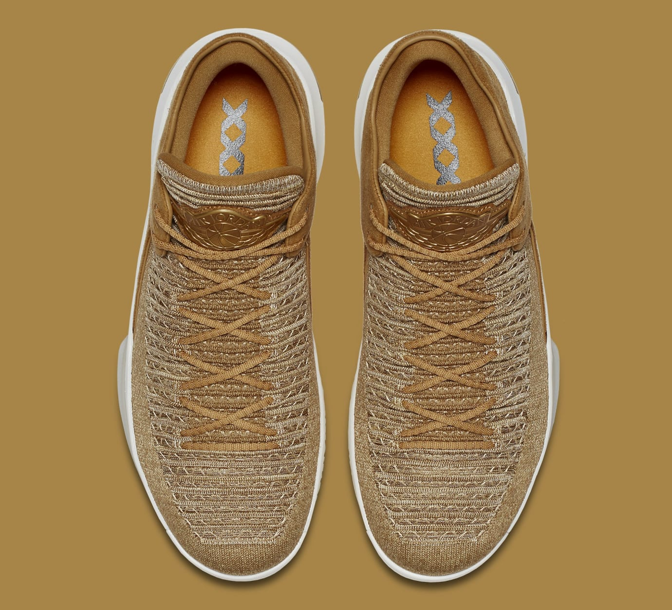 Air Jordan 32 Low Golden Harvest Release Date AA1256-700 Top