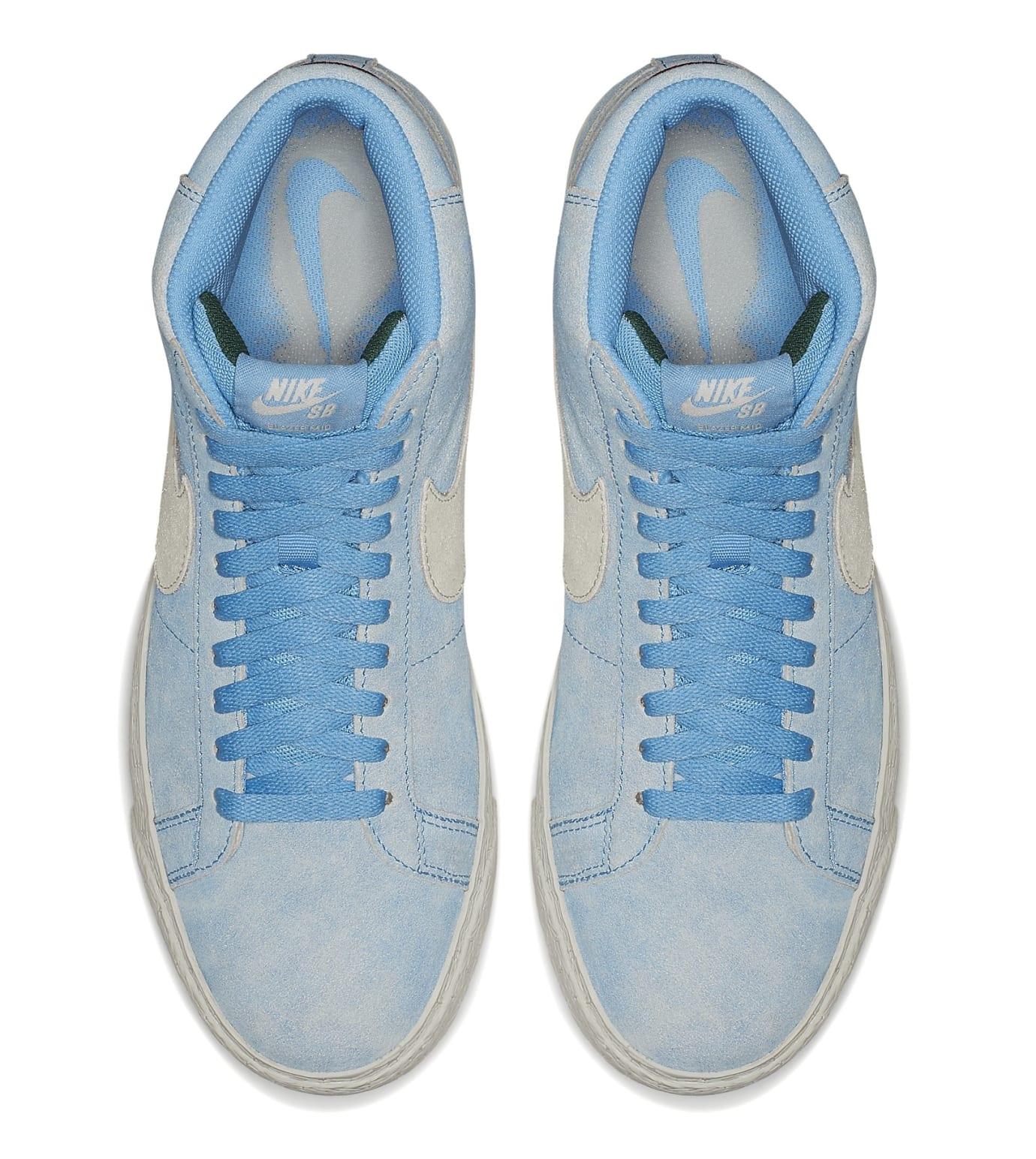 Nike MEN'S SB Zoom Blazer Mid LANCE MOUNTAIN English Rose SIZE 13 BRAND NEW