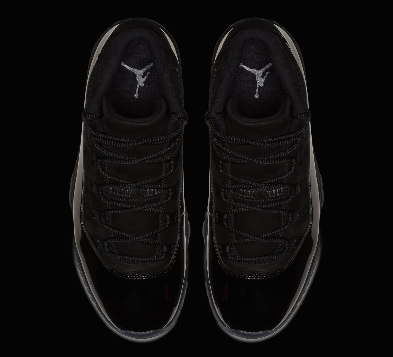 b5386b04782a Image via Nike Air Jordan 11 Retro  Cap and Gown  3780370-005 (Top)