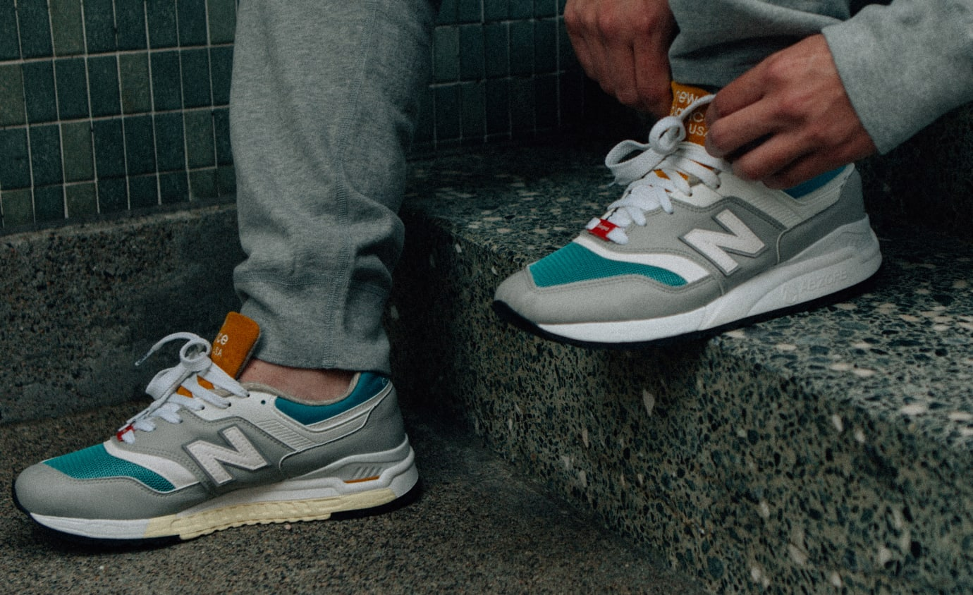 CNCPTS x New Balance 997.5 'Esplanade' (On Foot 2)