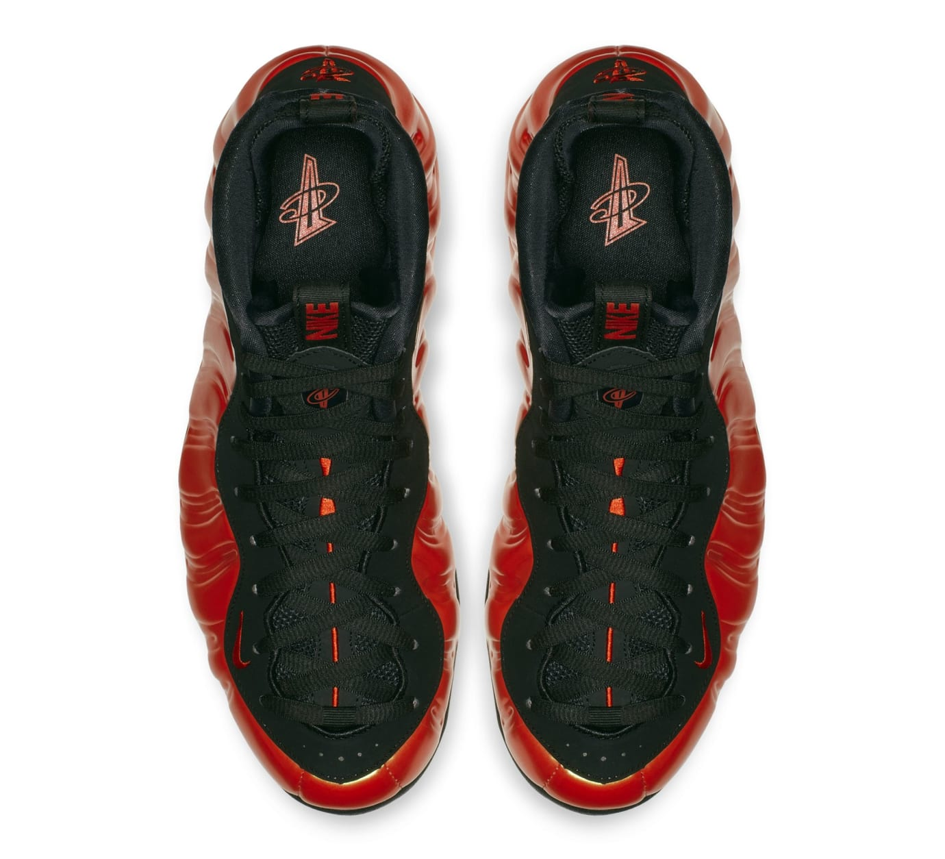 8f301920f81 Nike Air Foamposite One Habanero Red Black Release Date 314996-604 ...