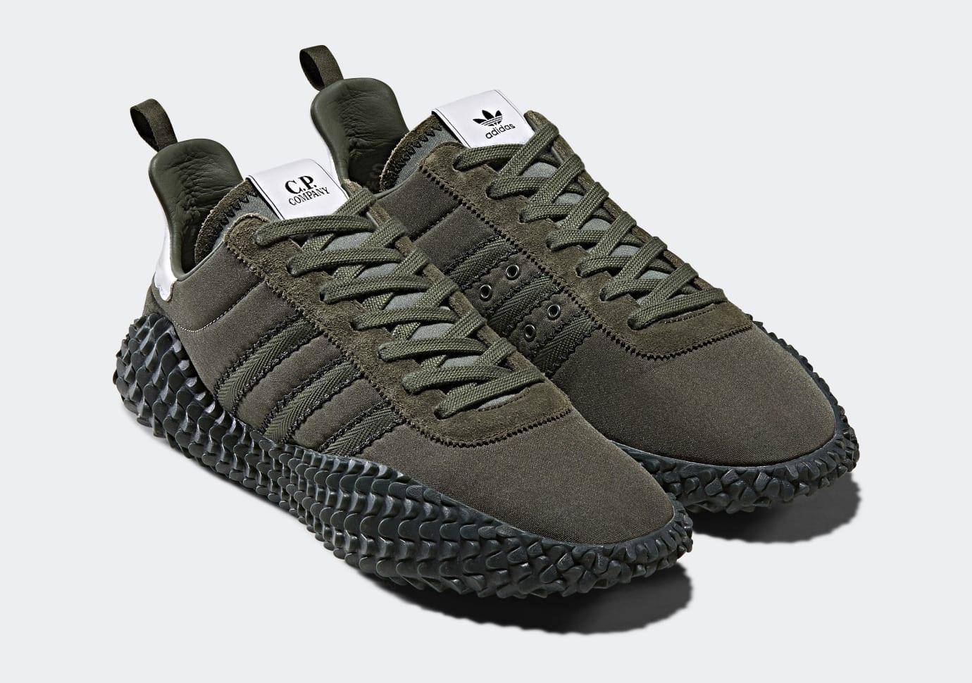 Adidas x C.P. Company Kamanda 'Green